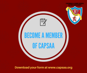 CAPSAA Sign Up Ad