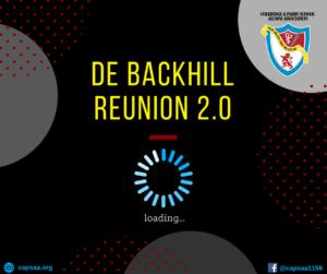 De Backhill Reunion 2.0 Teaser - 2